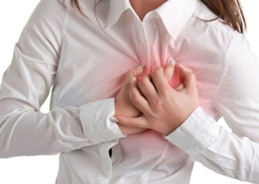 Bạn có thể nhận biết cơn đau tim trước 1 tháng