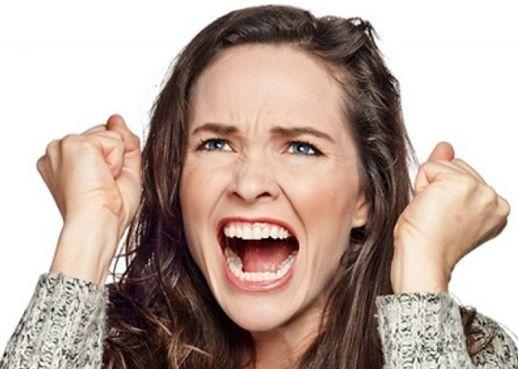 Tức giận có khả năng hủy hoại lục phủ ngũ tạng