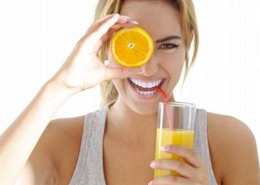 Bí quyết giảm cân 'thần thánh' bằng cam và nước ép