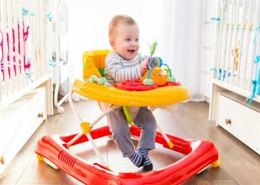 Sử dụng XE TẬP ĐI cho trẻ có an toàn không?