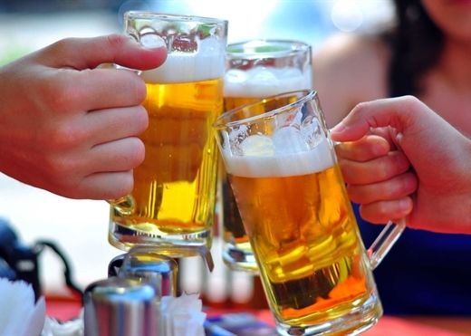 Sẽ như thế nào nếu cơ thể không dung nạp được rượu, bia?