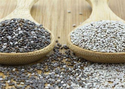 Hạt é có bổ dưỡng hơn hạt chia?
