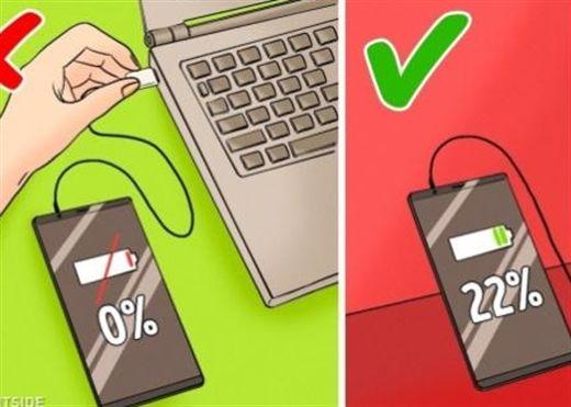 4 sai lầm về sạc thiết bị điện thoại mà bạn luôn tin là đúng