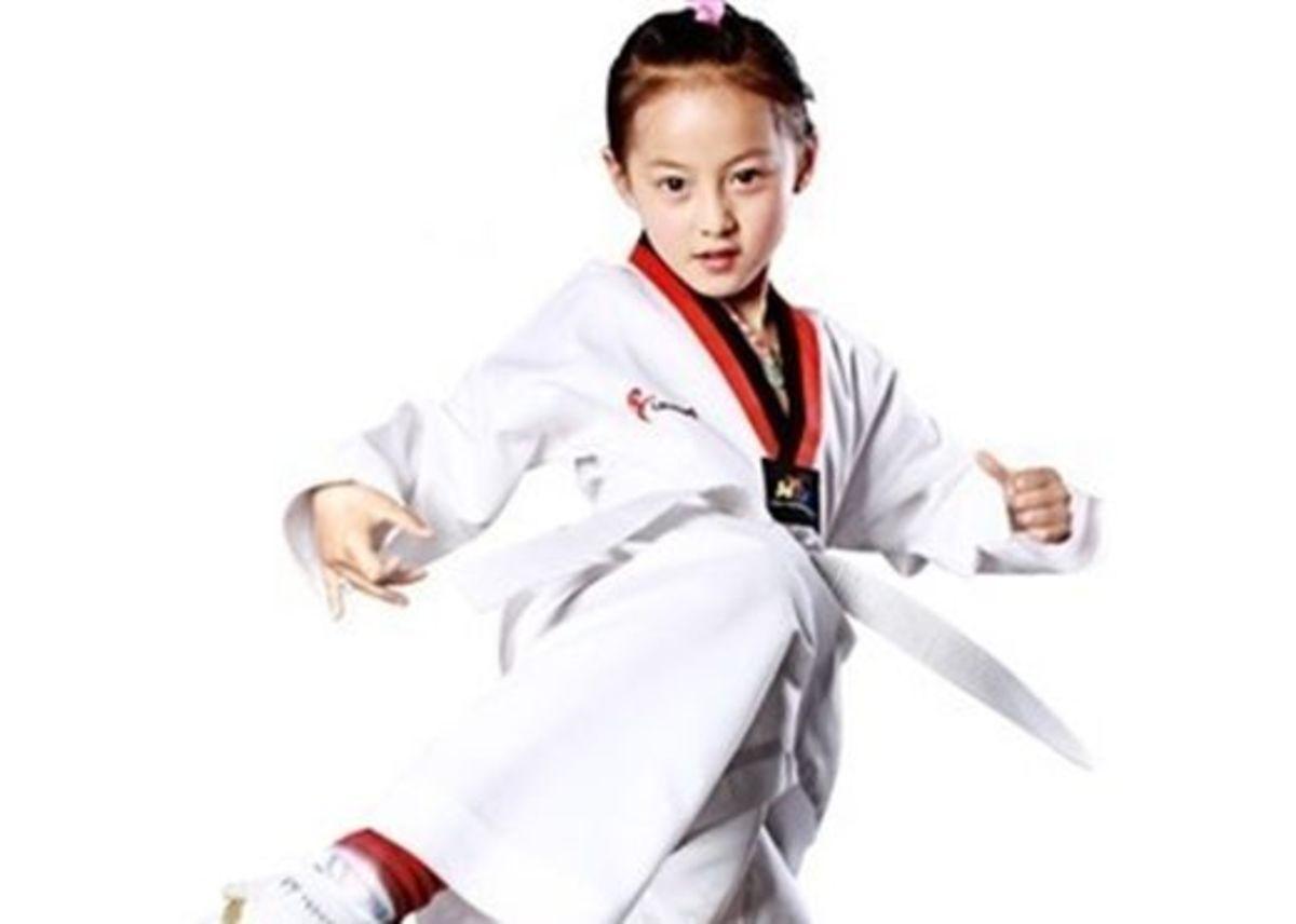 Khac nao nhau vs cho karate taekwondo Mixed martial