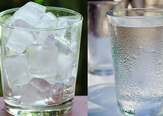 Những lầm tưởng về việc uống nước đá giải khát ngày hè