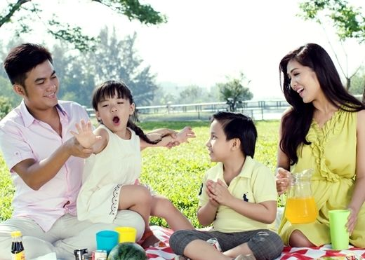 Gia đình bạn có thực sự hạnh phúc?