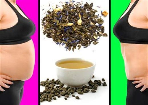 10 loại trà giảm cân và giảm mỡ bụng tốt hơn 1 giờ tập gym mỗi ngày