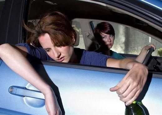 Say xe ô tô do không khí bên trong xe quá ô nhiễm