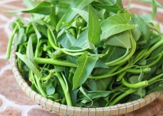 Đối tượng không nên ăn rau muống để tránh ảnh hưởng đến sức khỏe