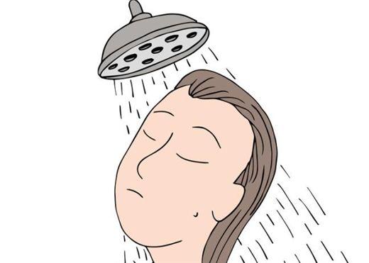 10 sai lầm khi tắm mà nhiều người mắc phải