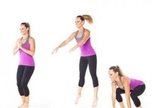 5 động tác cực đơn giản giúp giảm cân nhanh