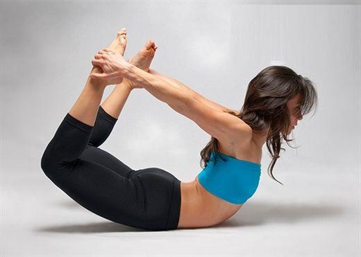 10 phút với bài tập yoga giảm đau bụng kinh tức thì