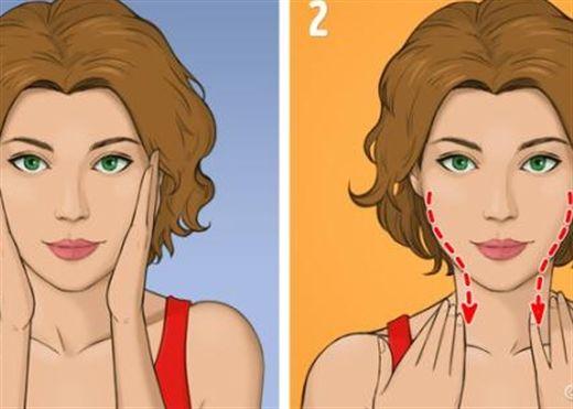 Học cách massage mặt kiểu Nhật trong 5 phút mỗi ngày để loại bỏ nếp nhăn và có làn da đẹp như phụ nữ Nhật Bản