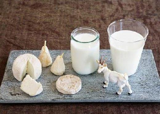 Sữa dê- nguồn dinh dưỡng diệu kỳ