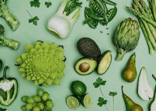 Lợi ích của việc ăn trái cây và rau màu xanh