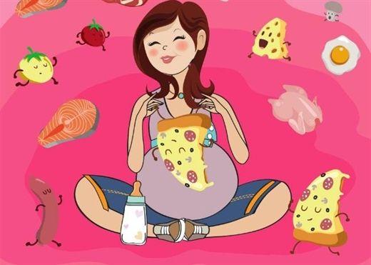 Muốn con sinh ra khỏe mạnh - mẹ bầu tuyệt đối không ăn những thực phẩm sau