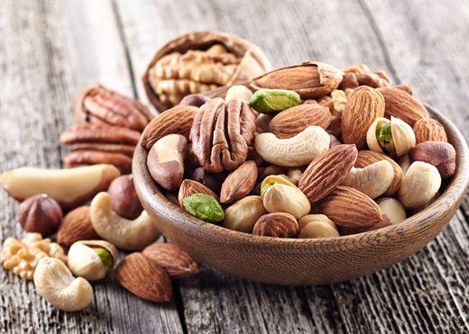 Trái tim khỏe mạnh, da dẻ căng mịn nhờ ăn những loại hạt sau
