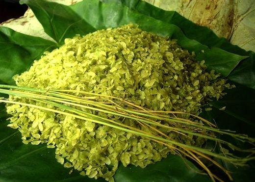 CỐM dẻo thơm – món ngon bổ dưỡng vào mùa thu