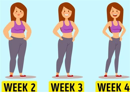 Bài tập đơn giản sau sẽ thay đổi toàn bộ cơ thể bạn chỉ trong 1 tháng