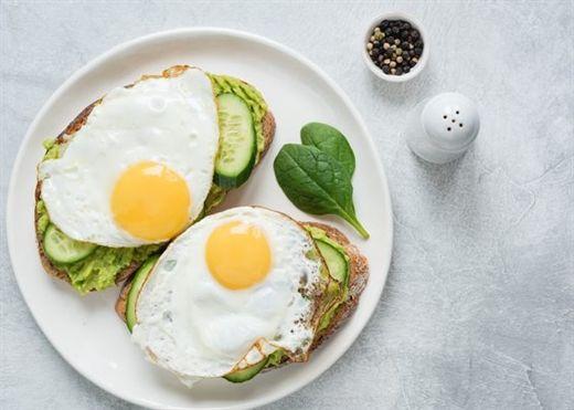 Ăn 3 quả trứng 1 tuần giảm thiểu nguy cơ mắc bệnh tiểu đường tuýp 2