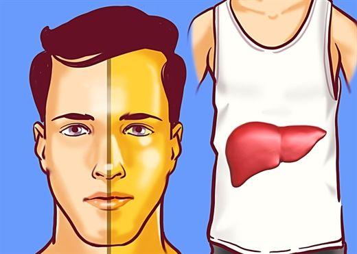 Kiểm tra gan có khỏe mạnh hay không, dựa vào 8 dấu hiệu sau