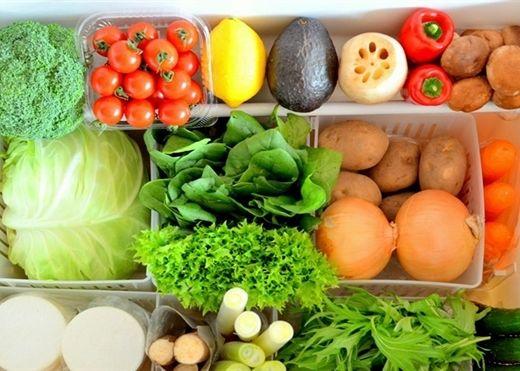 Cách bảo quản thực phẩm tránh vi khuẩn xâm nhập khi trời nồm