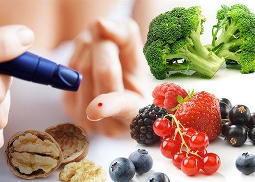 5 thực phẩm vàng giúp giảm CHỈ SỐ ĐƯỜNG HUYẾT tốt cho người tiểu đường