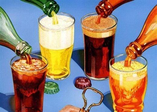 Tác hại khôn lường khi thường xuyên uống nước ngọt có ga