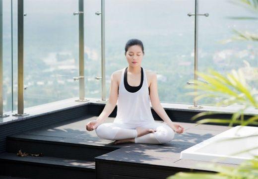 10 phút tập thiền mỗi ngày, giải tỏa căng thẳng, tối ngủ ngon giấc đến sáng