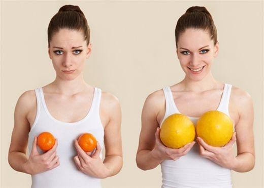 Những cách massage đơn giản giúp tăng kích thước vòng 1