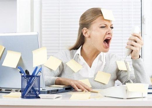Những mẹo giúp bạn vượt qua stress nơi công sở hiệu quả