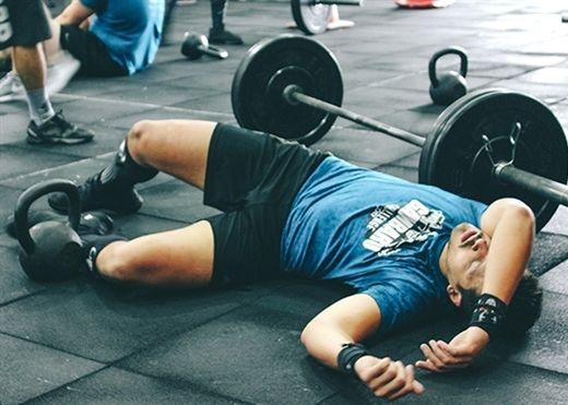 Sau khi luyện tập cường độ cao, cần tránh những điều sau đây