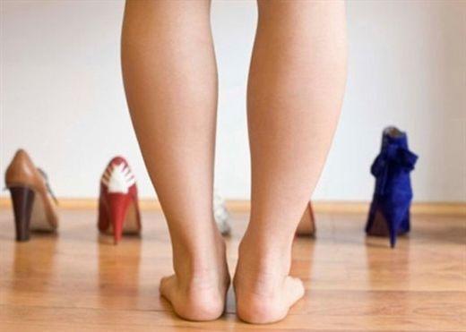 """6 thói quen tai hại khiến bạn hứng chịu """"bắp chân cột đình"""""""