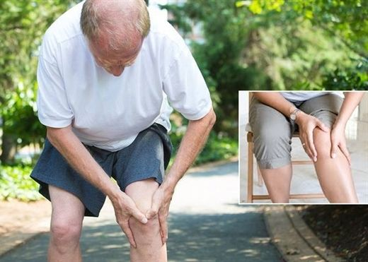 5 bệnh lý xương khớp mà người cao tuổi thường mắc phải