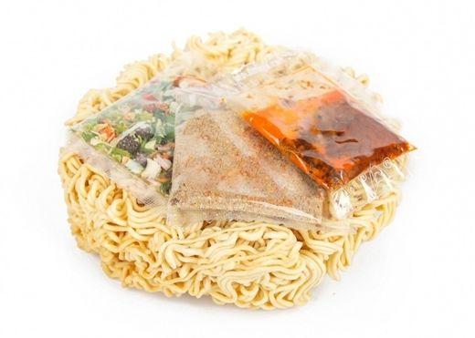 Giật mình những bí mật ẩn chứa trong gói mì tôm gây hại cho sức khỏe
