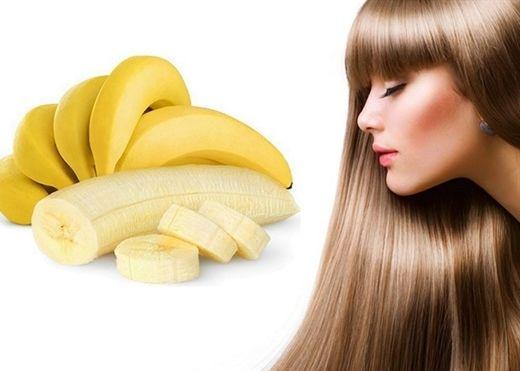 """Hé lộ bí quyết dưỡng tóc bằng CHUỐI giúp tóc suôn mượt """"chuẩn salon"""""""