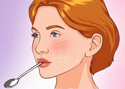 10 cách giúp loại bỏ tình trạng da mặt và da cổ chảy xệ