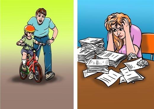 Hóa ra có nhiều loại căng thẳng khác nhau, và một số trong số đó còn tốt cho bạn