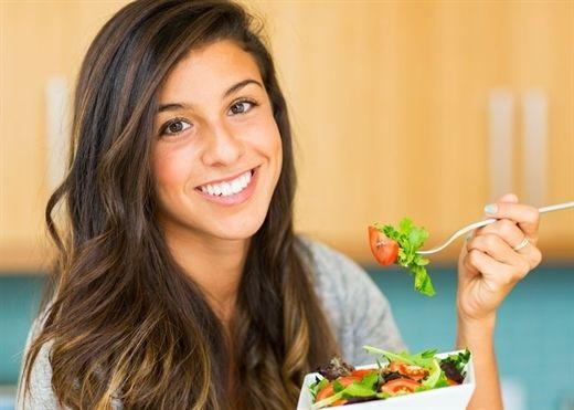 Lợi ích của việc ăn chay các nàng nên biết
