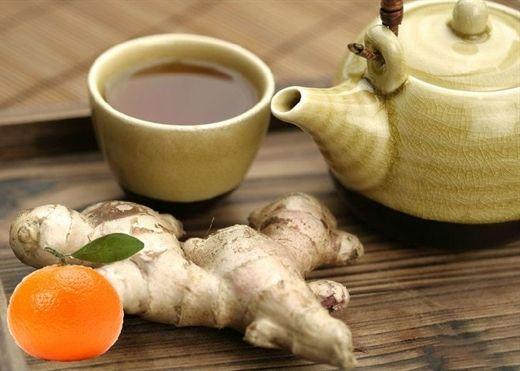 Lợi ích bất ngờ của trà VỎ QUÝT VÀ GỪNG: Thức uống tuyệt vời cho mùa đông
