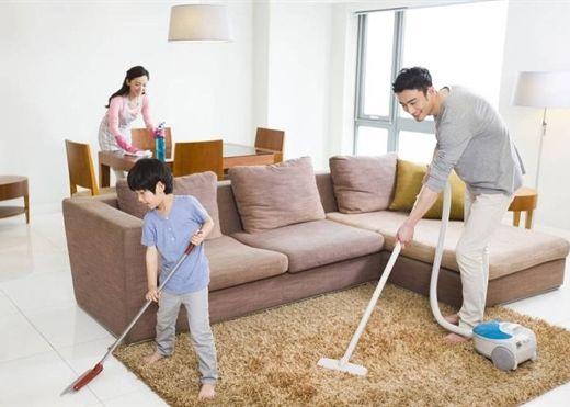 Mẹo dọn nhà cửa nhanh - gọn - sạch sẽ dịp cuối năm