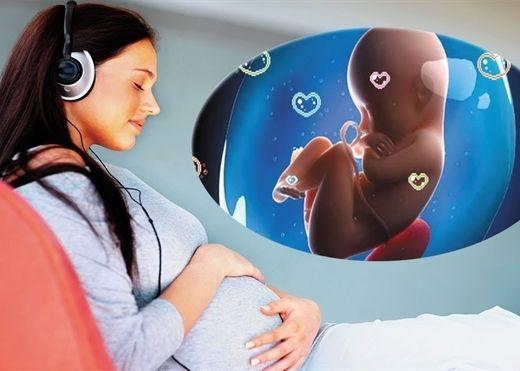 Hướng dẫn mẹ cho thai nhi nghe nhạc đúng cách