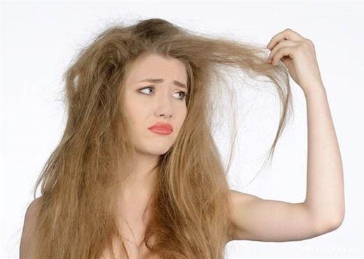 Dù đã chăm sóc rất kĩ nhưng tóc vẫn khô xơ, gãy rụng?