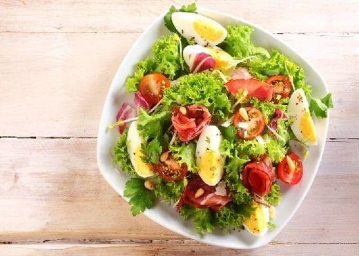 """Ngán bánh chưng, giò chả thì làm ngay 7 món salad vừa thơm ngon vừa giúp """"da đẹp dáng thon"""""""