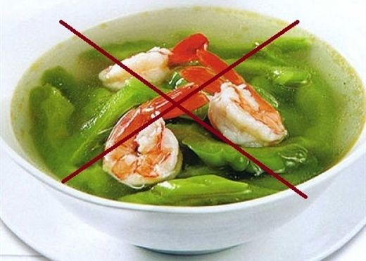 """Ăn khổ qua đầu năm tốt sức khỏe lại may mắn, nhưng ăn với thứ này sẽ thành """"thuốc độc"""""""