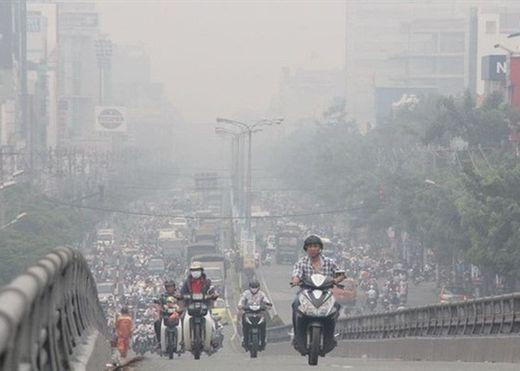 Bảo vệ sức khỏe trước tình trạng không khí đang bị ô nhiễm chỉ với một vài thói quen nhỏ