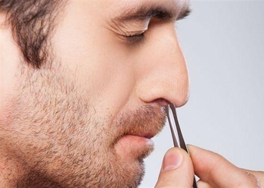 Nhổ lông mũi - Thói quen tiềm ẩn hiểm họa chết người