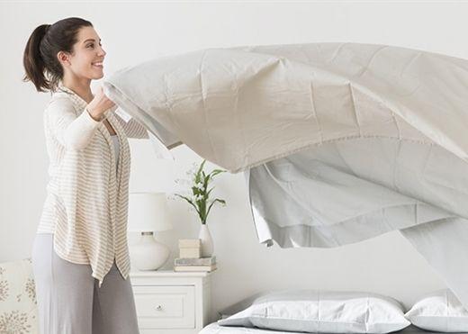 Gấp chăn ngay sau khi thức dậy: Thói quen rước bệnh vào thân nhưng ít ai ngờ tới