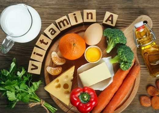 7 dấu hiệu cho thấy cơ thể bạn đang thiếu Vitamin A