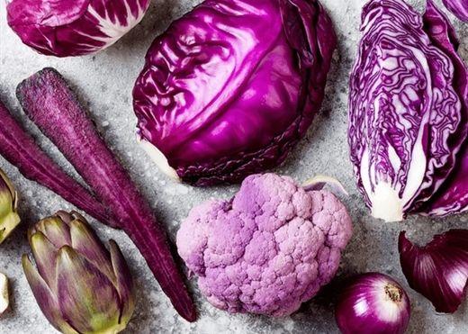 Bạn có biết lợi ích tuyệt vời đối với sức khỏe khi ăn trái cây và rau có màu tím?